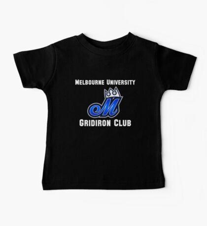 Melbourne University Gridiron Club Baby Tee
