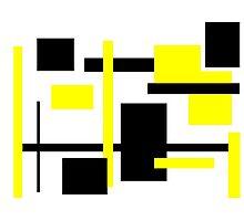 Rectangular Pattern 42  Photographic Print