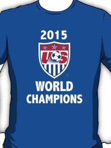 U.S Fifa Womens World Cup Champions  T-Shirt