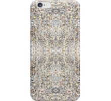 Silver and Gold design02 iPhone Case/Skin