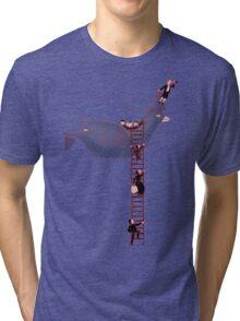 Bird Rescue Boat Tri-blend T-Shirt