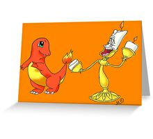 I Choose You to Be Our Guest  Greeting Card