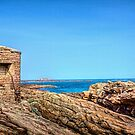 Fort Raz - Alderney by NeilAlderney