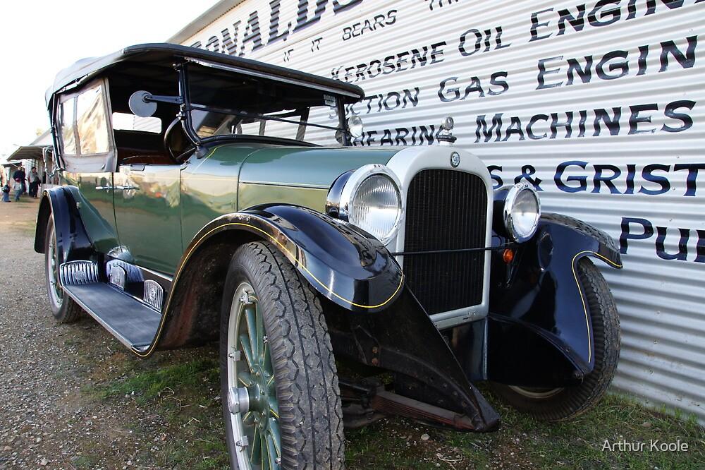 1915 Dodge by Arthur Koole