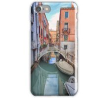 The Wonderful Canals of Venice iPhone Case/Skin