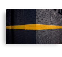 Yellow Brick Road Canvas Print