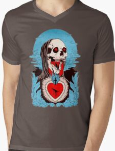 A Heartless Enemy Mens V-Neck T-Shirt