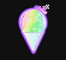 Snow Cone Rainbow Foodie Ice Cream Treat Unisex T-Shirt
