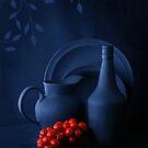 MOODY BLUE by RakeshSyal