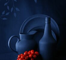 MOODY BLUE by RakeshSyal