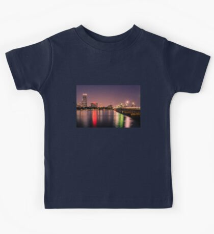 Harvard Bridge, Boston MA Kids Tee