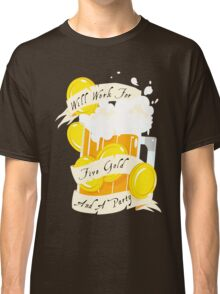 Five Gold and a Party  Classic T-Shirt