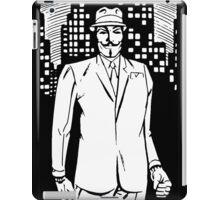 Mister V iPad Case/Skin