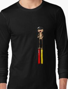 Ned is REALLY Tall Long Sleeve T-Shirt