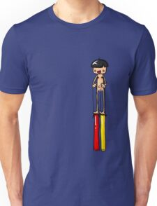 Ned is REALLY Tall Unisex T-Shirt