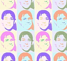 Multi Talking Head Pattern by pickledbeets