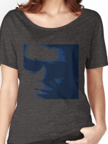 Lou Reed 1966 Blue Women's Relaxed Fit T-Shirt