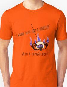 Pokemon Pun  Unisex T-Shirt