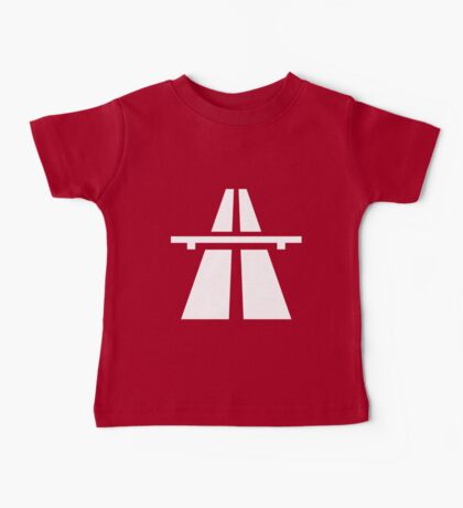 Autobahn Baby Tee