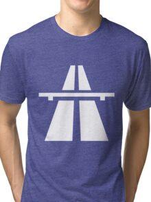 Autobahn Tri-blend T-Shirt