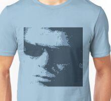 Lou Reed 1966 Light Blue Unisex T-Shirt