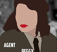 Agent Carter by bethwoodvilles