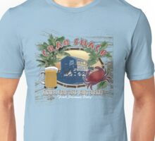 crab shack Unisex T-Shirt