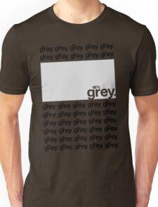 18% Grey Test Tee V2 Unisex T-Shirt
