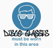 Disco Glasses T-Shirt