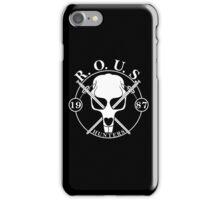 r o u s hunters iPhone Case/Skin