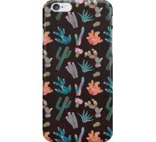 Desert Nights Watercolor iPhone Case/Skin