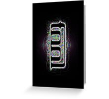 Tool Lateralus Greeting Card