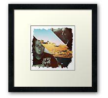 Danvers Framed Print