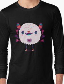 Puffy monster Long Sleeve T-Shirt