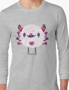 Puffy monster Long Sleeve T-Shirt