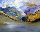 Drakensberg by Elizabeth Kendall