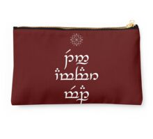 To the World's End (Light) Studio Pouch