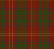 00033 Burns 1930 Clan Tartan  by Detnecs2013