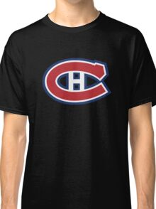 retro montreal canadiens Classic T-Shirt