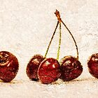 Cherries Panorama by luckypixel
