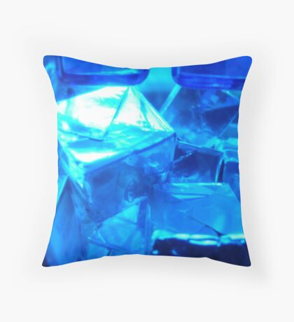 Square in square - whatizzit?  Throw Pillow