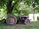 Old Tractor- 1932- 1952  by BCallahan