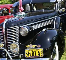 1938 Buick; Vietnam Veterans Day Car Show, Cal High, Whittier, CA USA by leih2008