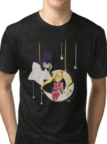 Hey there Sailor Moon Tri-blend T-Shirt