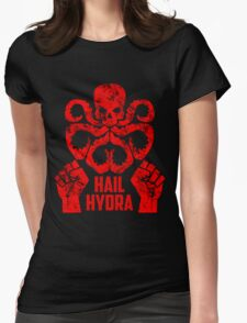 hail hydra v1 Womens Fitted T-Shirt