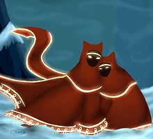 Journey: Keep Me Warm by SinayaStarChild