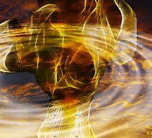 Ripple Burnt Iris by tcat757