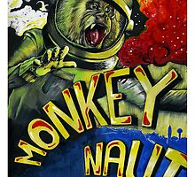 """MonkeyNaut"" by Browan Lollar"