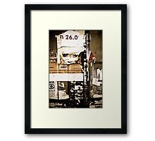 OnePhotoPerDay Series: 125 by L. Framed Print