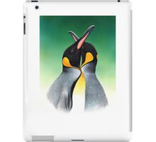 kings cuddle iPad Case/Skin